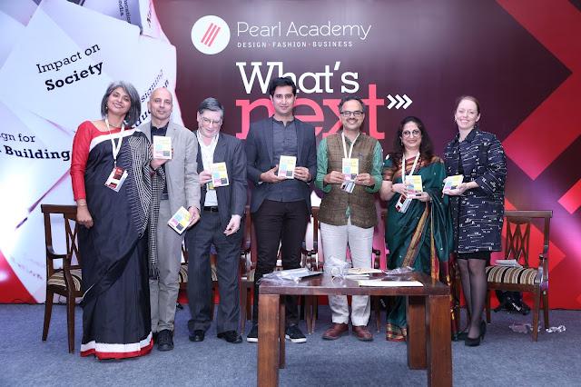 Pic 1 - (L to R) - Nandita Abraham, Claudio Moderini, Dr. Dilip Chenoy, Abimanyu Nohwar, B K Chakravarthy, Shobhana Mishra Gosh and Line Christiansen