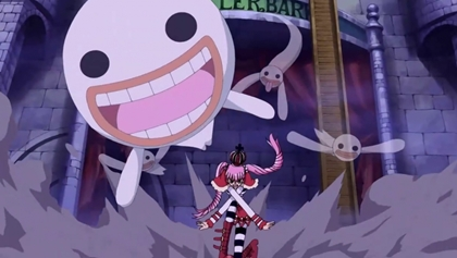 เพโรน่า (Perona) @ One Piece