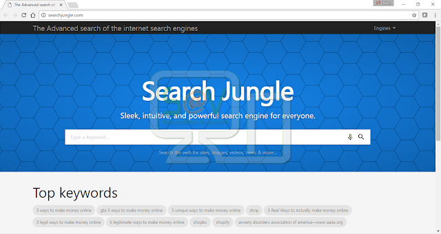 Searchjungle.com (Hijacker)