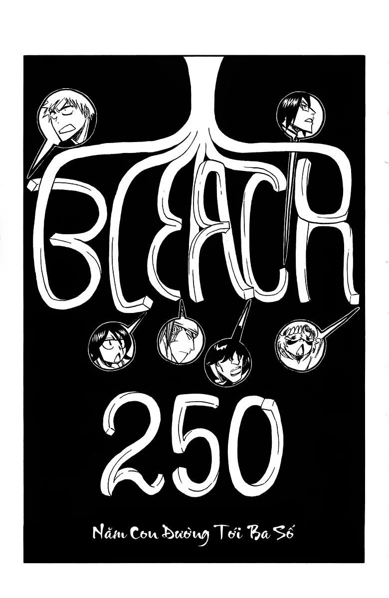 Bleach chapter 250 trang 4