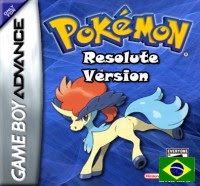 Pokemon Resolute Ptbr