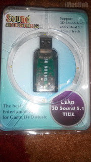 Best & Super Cheap USB Audio Solution C-Media For Hackintosh