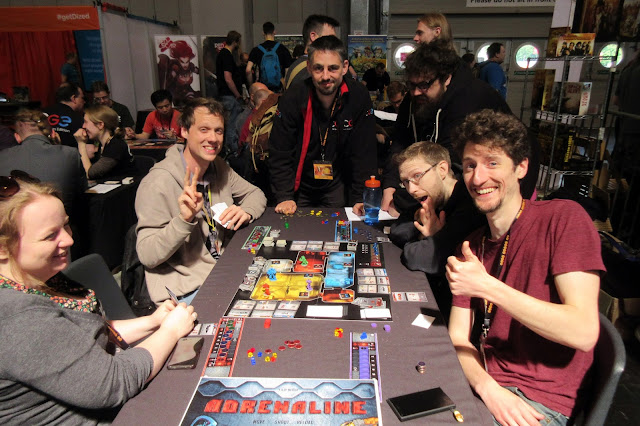 UKGE - Shut Up & Sit Down and Paul Grogan from Gaming Rules!