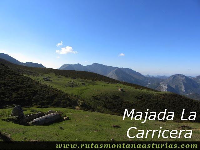 Ruta de los Arrudos y Corteguerón: Majada La Carricera