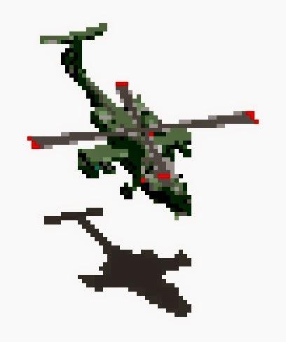 Boxed Pixels: Snes Review : Desert Strike (Game 055)