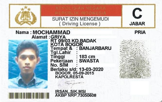 Syarat Membuat SIM C Yang Perlu Anda Ketahui - Informasi Umum