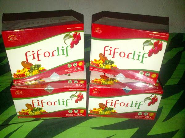 FIFORLIF Membersihkan saluran Pencernaan sekaligus Menurunkan Berat Badan, dan Merampingkan Perut