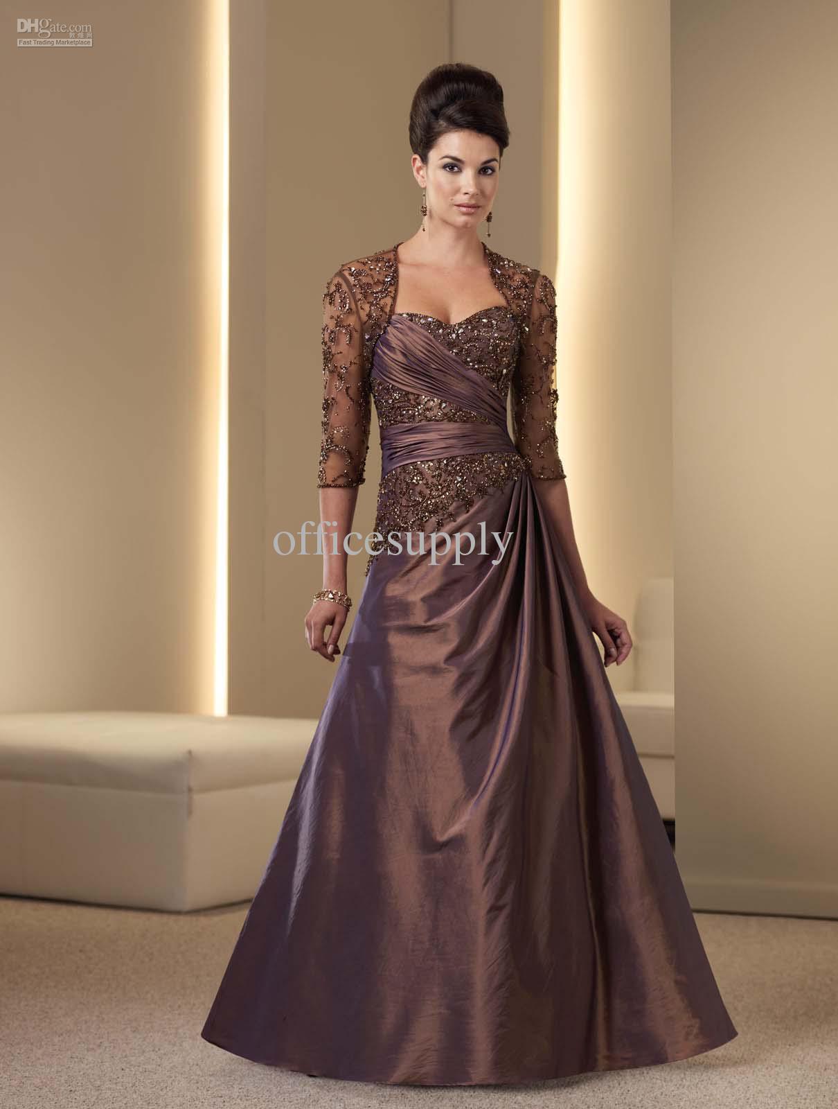 Designer mother of the bride dresses for beach wedding for Mother of bride beach wedding dress
