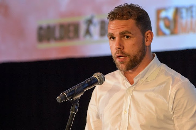 Billy Joe Saunders Boxing Press Conference