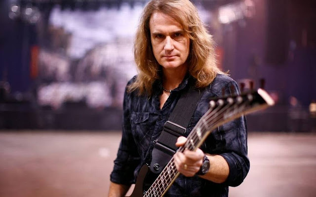 david ellefson comenta errores disco cuper collider