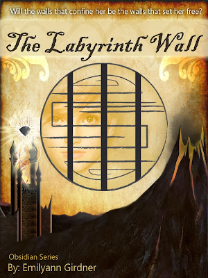 A FREE book and The Labyrinth Wall Monster Party!