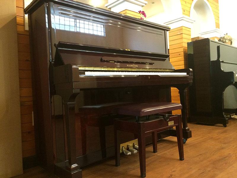 dan piano ElingTon