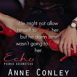Echo: Pierce Securities Book 9, Anne Conley