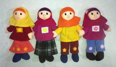 Boneka untuk Anak-anak