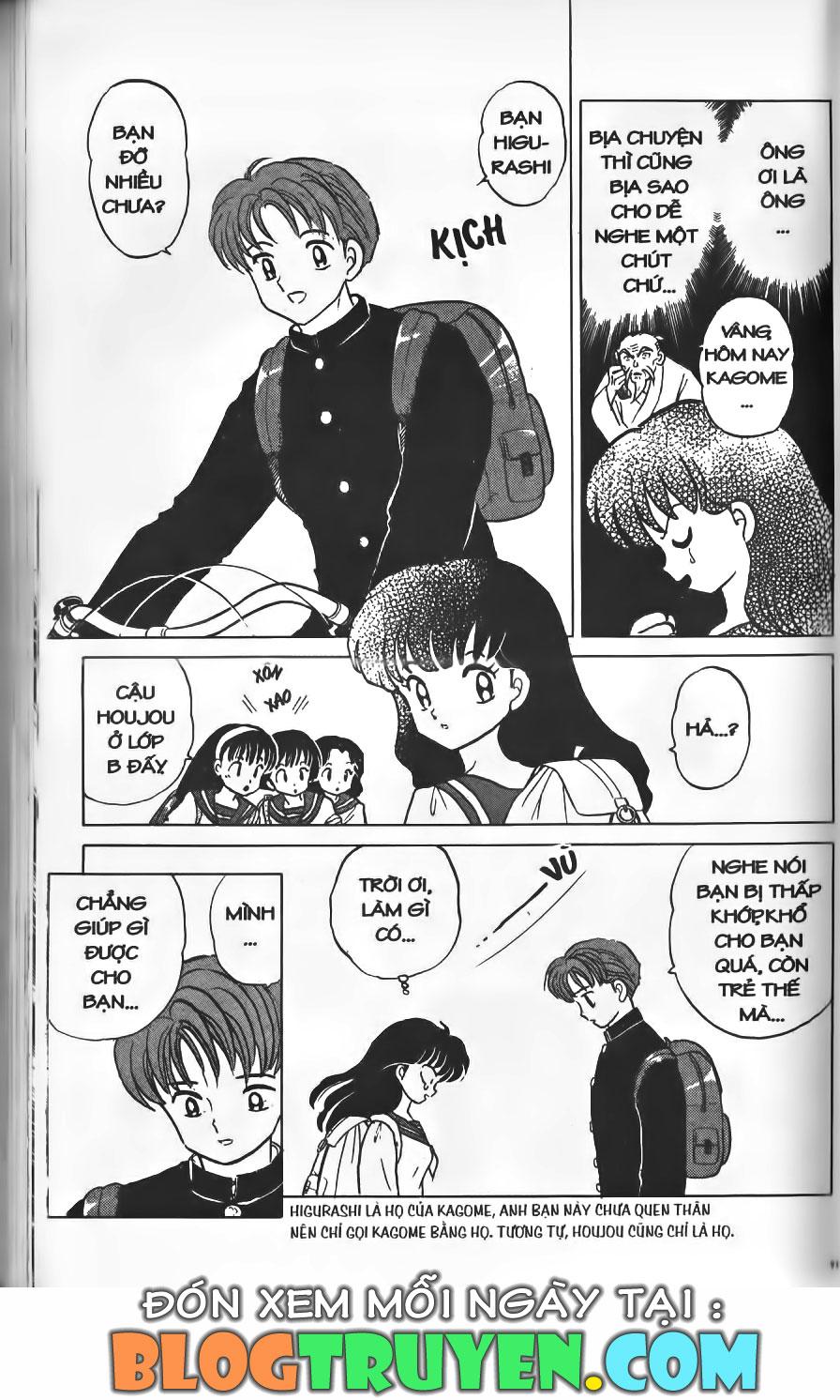 Inuyasha vol 03.5 trang 14