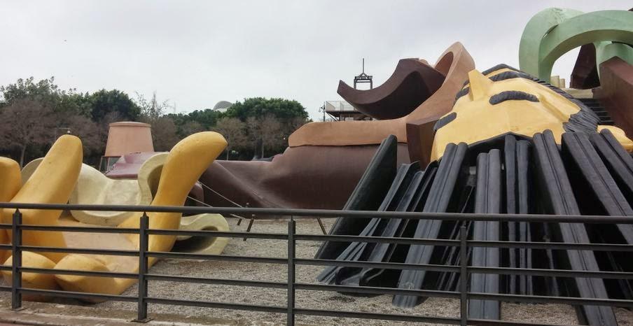 Parque Gulliver.