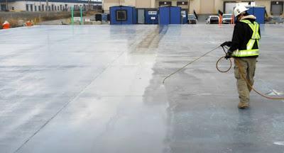 Concrete Curing Techniques