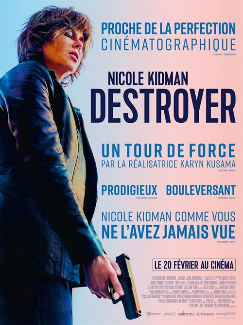 Destroyer [HDRip] [Streaming] [Telecharger]