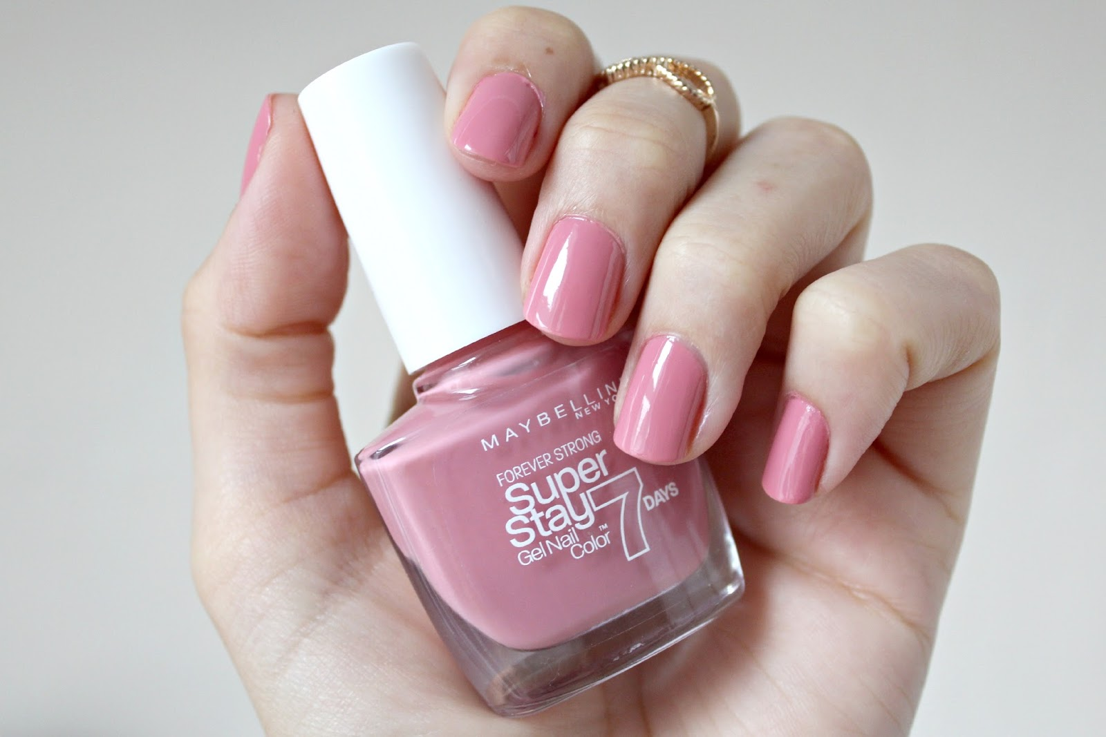 Superstar Maybelline Nude Nail Polish Pictures