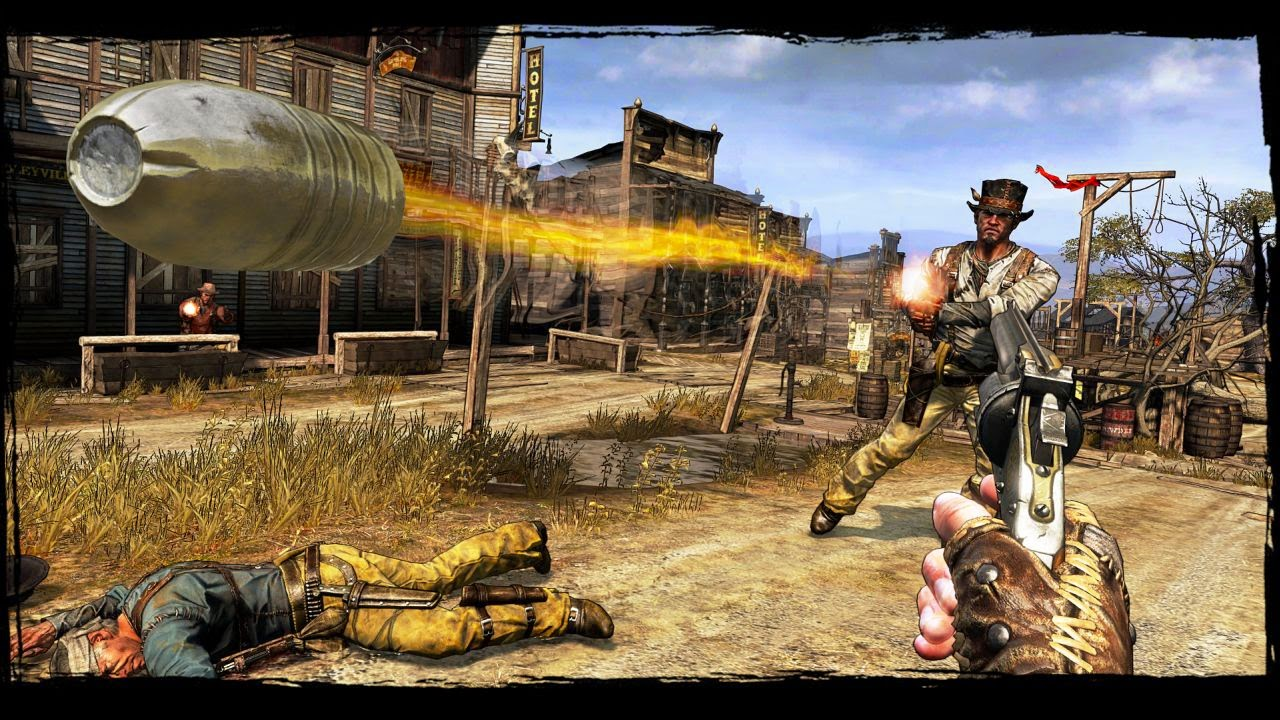 Call of Juarez: Gunslinger review | PC Gamer