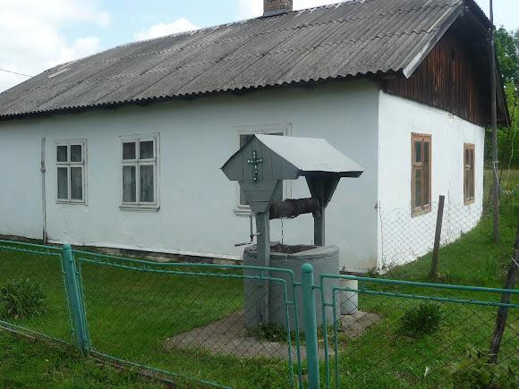 Колодец в г. Болехове, Долинский р-н, Ивано-Франковская обл.