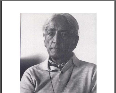 J.Krishnamurti Washington DC Talks 1985 Download eBook in PDF