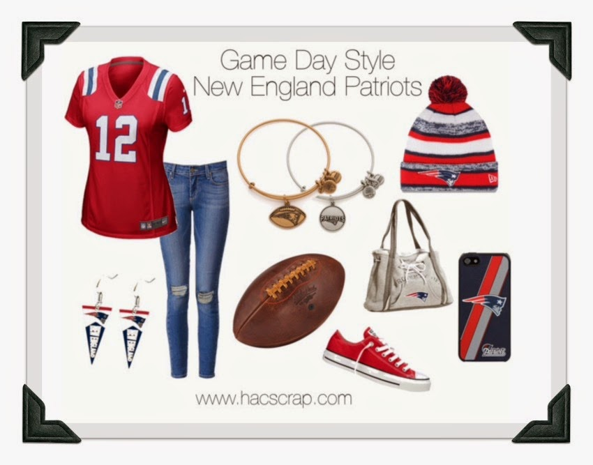 New England Patriots Outfit Ideas for the Big Game