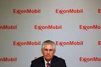 Rex Tillerson became chief executive of Exxon Mobil in 2006. (Credit: Jessica Rinaldi / Reuters) Click to Enlarge.