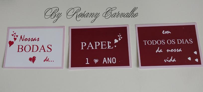 Ry Scrap Arts convites  Bodas de Papel ... 1 ano de casados ee3790630f2f