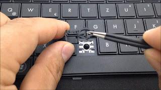 Laptop és notebook billentyűzet