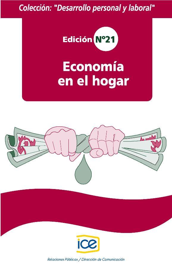 Economía en el hogar – Desarrollo personal y laboral