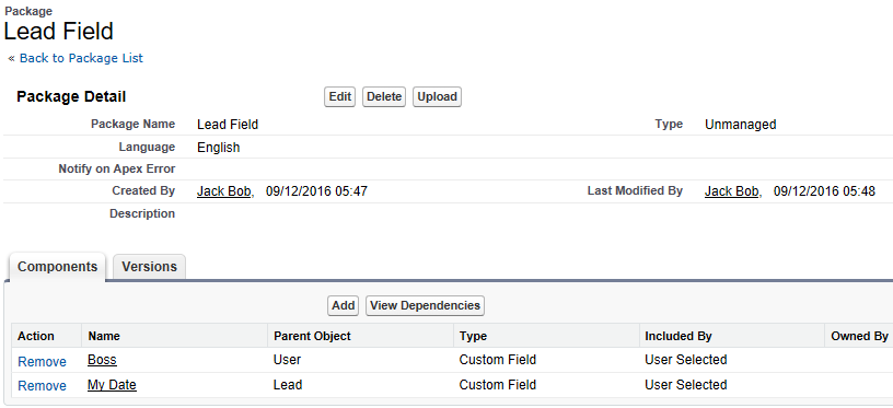 SimplySfdc com: Salesforce: Deploy Unmanaged Package with Workbench