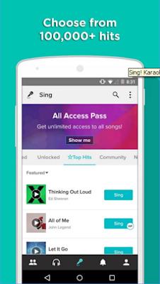 Sing Karaoke APK v4.0.1 MOD-3