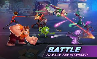Disney Heroes: Battle Mode Apk v1.0.1 Full For Android