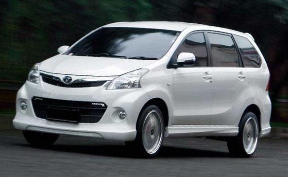 Kumpulan Gambar Modifikasi Keren dan Elegan Mobil Toyota ...