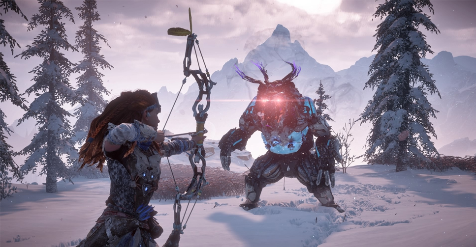 Horizon Zero Dawn  The Frozen Wilds (PS4) — Guia de Troféus - PlayStation  Blast eaac45cf32286
