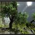 cara membuat  pohon dengan tree creator pada  unity3d