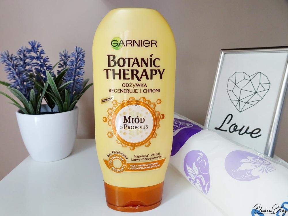 Garnier Botanic Therapy miód propolis odżywka