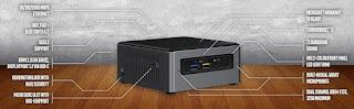 Máy Tính mini Intel NUC BOXNUC7i5BNH giá rẻ HCM