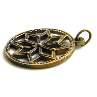 звезда алатырь крест сварога оберег купить оптом амулеты из бронзы