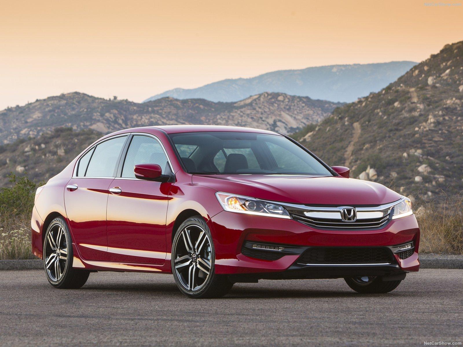 Honda Accord 2016-Best Selling Cars