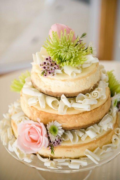 14 NON TRADITIONAL CHEESE CAKE WEDDING CAKES / fashion pattiserie