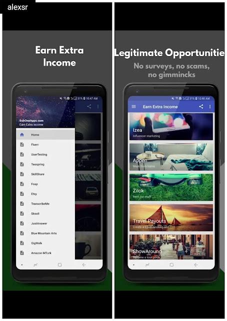 أفضل 3 تطبيقات  للربح من الإنترنت عبرالهاتف لسنة 2019