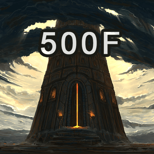 Secret Tower: 500F Online RPG - VER. 84 Infinite (Gem - Stone - Key​) MOD APK