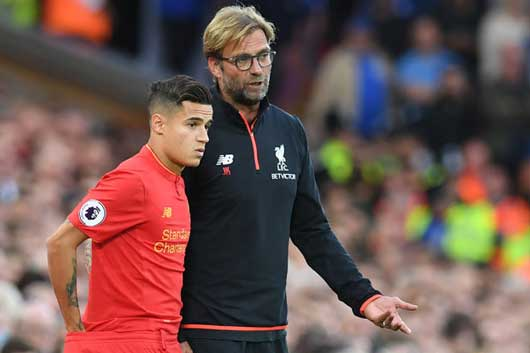 Coutinho ngậm ngùi ở lại Liverpool