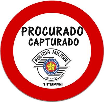 POLÍCIA MILITAR CAPTURA PROCURADO DA JUSTIÇA EM PARIQUERA-AÇÚ