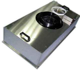 FFU – Fan Filter Unit.