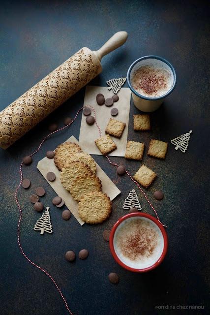 gâteaux noel , Avent , bredele alsacien , cookies , chocolat