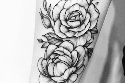All The Sayings In The Category Rose Tattoos On Thigh On Rose Tatoo