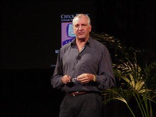 A picture of Douglas Adams
